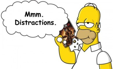 Image result for distraction